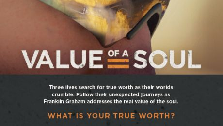 Value of a Soul poster template